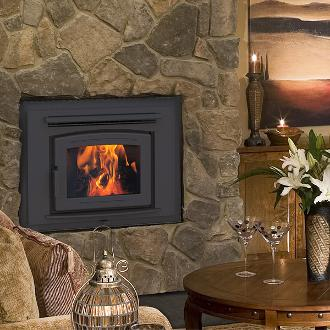 Astria Indoor Fireplace at Orange County BBQ & Fireplace