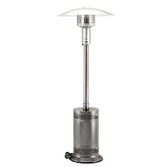 stainless steel portable gas heater